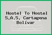 Hostel To Hostel S.A.S. Cartagena Bolívar