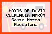 HOYOS DE DAVID CLEMENCIA MARÚA Santa Marta Magdalena