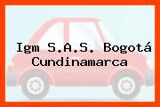 Igm S.A.S. Bogotá Cundinamarca