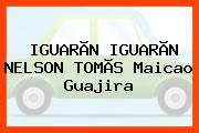 IGUARÃN IGUARÃN NELSON TOMÃS Maicao Guajira