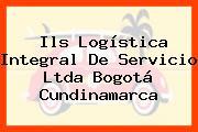 Ils Logística Integral De Servicio Ltda Bogotá Cundinamarca