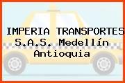 Imperia Transportes S.A.S. Medellín Antioquia