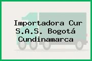 Importadora Cur S.A.S. Bogotá Cundinamarca
