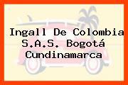 Ingall De Colombia S.A.S. Bogotá Cundinamarca