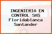 INGENIERIA EN CONTROL SAS Floridablanca Santander