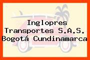 Inglopres Transportes S.A.S. Bogotá Cundinamarca
