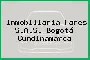 Inmobiliaria Fares S.A.S. Bogotá Cundinamarca