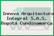 Innova Arquitectura Integral S.A.S. Bogotá Cundinamarca