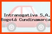 Intransgativa S.A. Bogotá Cundinamarca