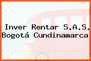 Inver Rentar S.A.S. Bogotá Cundinamarca