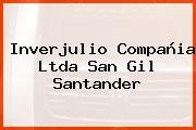 Inverjulio Compañia Ltda San Gil Santander