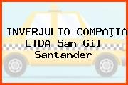 INVERJULIO COMPAÞIA LTDA San Gil Santander