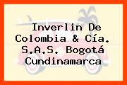 Inverlin De Colombia & Cía. S.A.S. Bogotá Cundinamarca