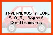 INVERNEXOS Y CÚA. S.A.S. Bogotá Cundinamarca