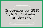 Inversiones 2515 S.A.S. Soledad Atlántico