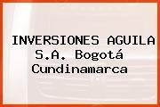 INVERSIONES AGUILA S.A. Bogotá Cundinamarca