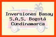 Inversiones Basay S.A.S. Bogotá Cundinamarca