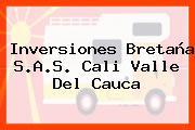 Inversiones Bretaña S.A.S. Cali Valle Del Cauca