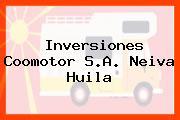 Inversiones Coomotor S.A. Neiva Huila