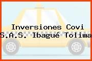 Inversiones Covi S.A.S. Ibagué Tolima