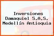 Inversiones Damaquiel S.A.S. Medellín Antioquia