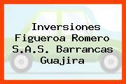 Inversiones Figueroa Romero S.A.S. Barrancas Guajira