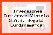 Inversiones Gutiérrez Viatela S.A.S. Bogotá Cundinamarca