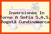 Inversiones In Torno A Sofía S.A.S. Bogotá Cundinamarca