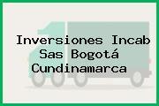 Inversiones Incab Sas Bogotá Cundinamarca