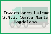 Inversiones Luisma S.A.S. Santa Marta Magdalena