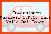 Inversiones Mejiavic S.A.S. Cali Valle Del Cauca
