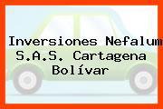 Inversiones Nefalum S.A.S. Cartagena Bolívar