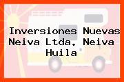 Inversiones Nuevas Neiva Ltda. Neiva Huila