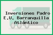 Inversiones Padro E.U. Barranquilla Atlántico