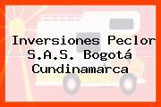 Inversiones Peclor S.A.S. Bogotá Cundinamarca