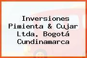 Inversiones Pimienta & Cujar Ltda. Bogotá Cundinamarca