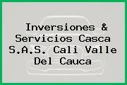 Inversiones & Servicios Casca S.A.S. Cali Valle Del Cauca