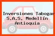 Inversiones Tabogar S.A.S. Medellín Antioquia