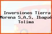 Inversiones Tierra Morena S.A.S. Ibagué Tolima