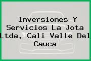 Inversiones Y Servicios La Jota Ltda. Cali Valle Del Cauca