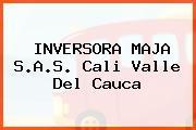 INVERSORA MAJA S.A.S. Cali Valle Del Cauca