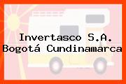 Invertasco S.A. Bogotá Cundinamarca