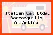 Italian Cab Ltda. Barranquilla Atlántico