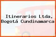 Itinerarios Ltda. Bogotá Cundinamarca
