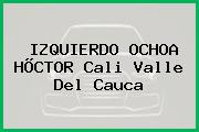 IZQUIERDO OCHOA HÕCTOR Cali Valle Del Cauca