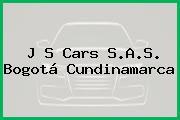 J S Cars S.A.S. Bogotá Cundinamarca