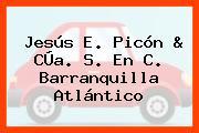 Jesús E. Picón & CÚa. S. En C. Barranquilla Atlántico