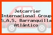 Jetcarrier Internacional Group S.A.S. Barranquilla Atlántico