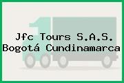 Jfc Tours S.A.S. Bogotá Cundinamarca