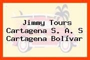 Jimmy Tours Cartagena S. A. S Cartagena Bolívar